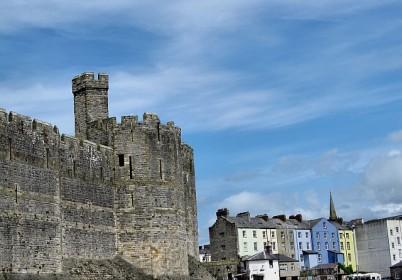 Carnavon Castle, Wales