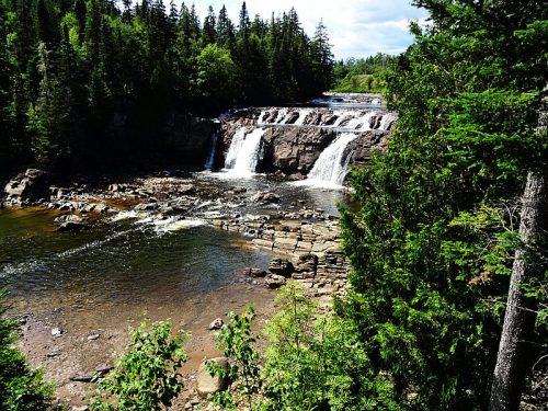 Lepreau Falls, New Brunswick